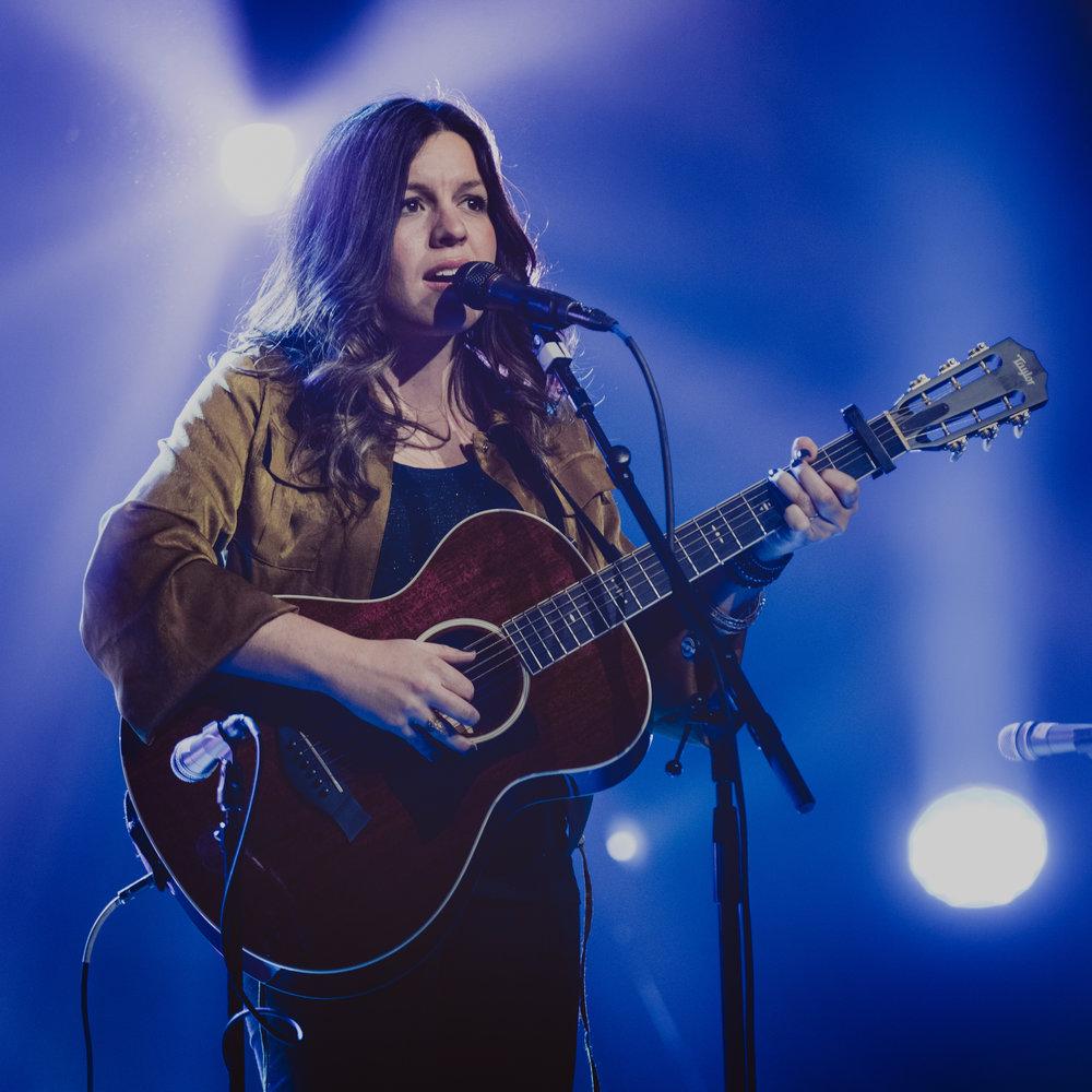 Jess Ray, at the Ryman Auditorium.