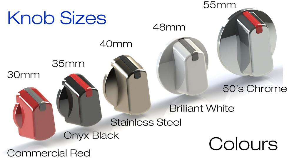 Universal Appliance Knobs Wilson Elements