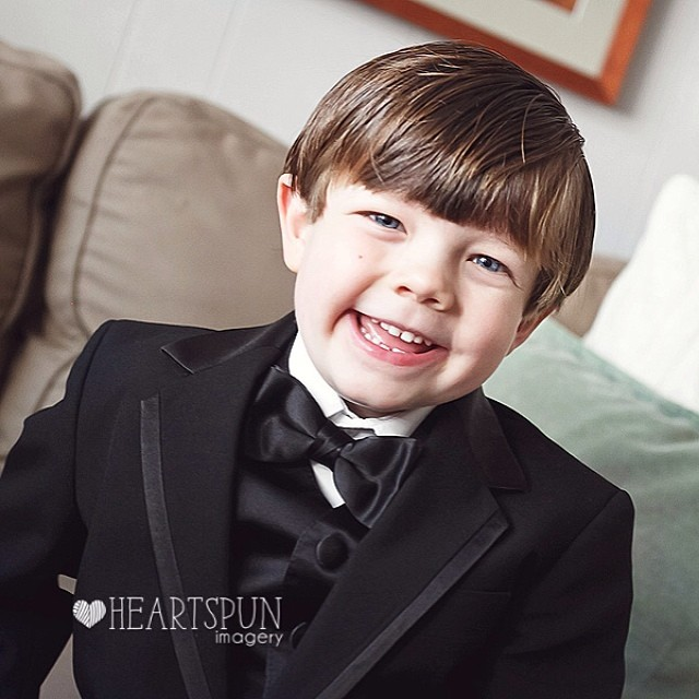 Charlie has the best smile! #JDRF