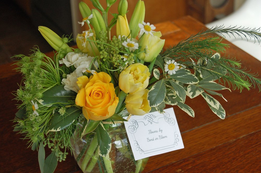 Yellow buquet by Seattle florist Shelby Bond.jpg