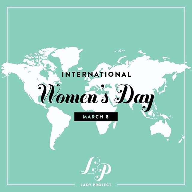 """Here's to strong women may we know them. May we be them. May we raise them."" Today is #internationalwomensday!  It is a day when women are recognized for their achievements without regard to divisions, whether national, ethnic, linguistic, cultural, economic or political. Tag an awesome woman you know + shout out her incredible accomplishments! #IWD2018"