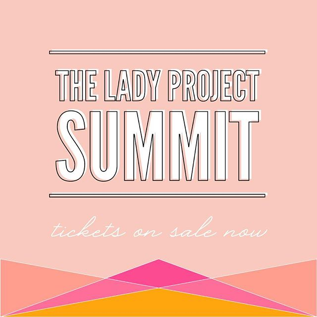 Have you check out this year's #LadyProjectSummit Keynote speakers yet?! This year's line up is stacked with some incredible women including: - @emmaladyrose, Senior Women's Reporter, @HuffPost - @blairimani, Author & Activist - @emilybelden, Best-Selling Harlequin Author - @andreaisabellelucas, Founder, @barresoul  Get your ticket for this year's Summit to connect with awesome women + get inspired! Get your ticket by clicking the link in our bio.