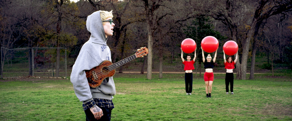 Never Shout Never - 'Red Balloon'