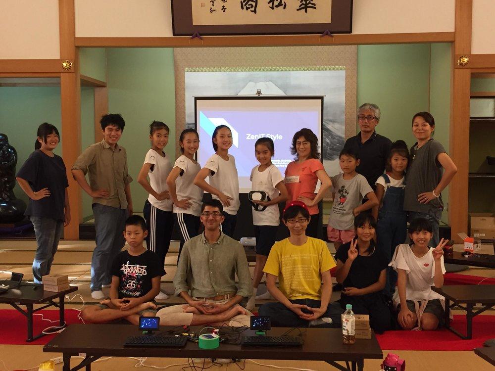 ZenIT Kids Programming Workshop