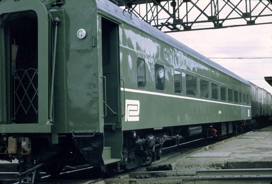 A Penn Central Train