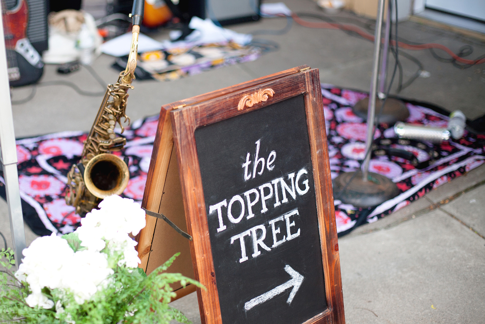 The Topping Tree Grand Opening - July 2015