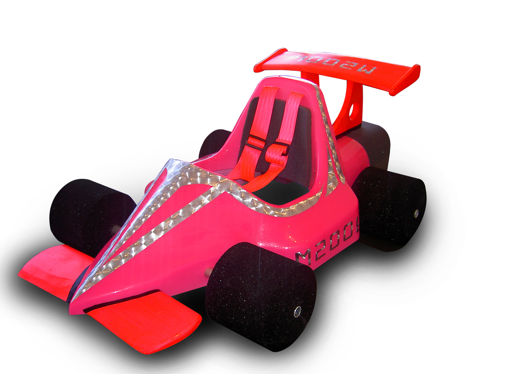 Commonwealth Games formula 1 car