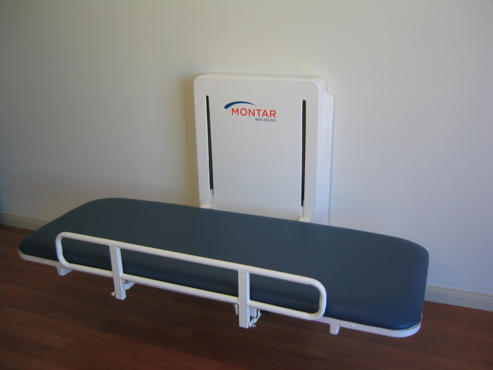 Hospital bed components