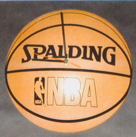 Spalding Clock