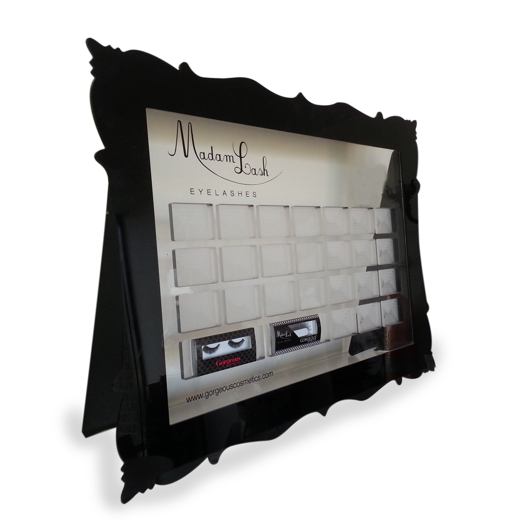 Madam Lash display frame