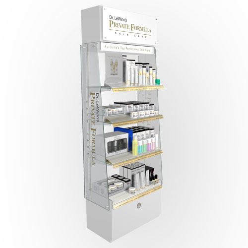Private Formula wall unit