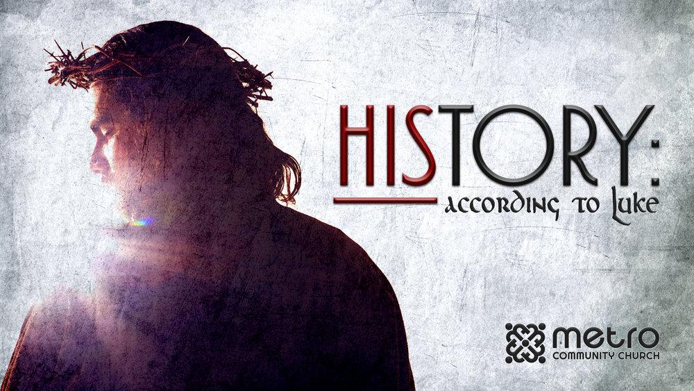 HIStory According To Luke