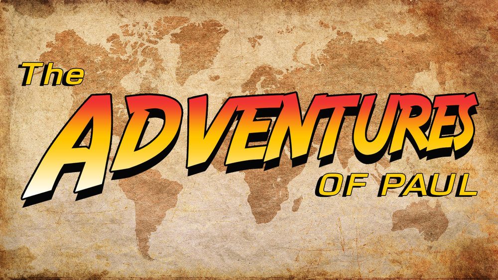 Acts: The Adventures Of Paul