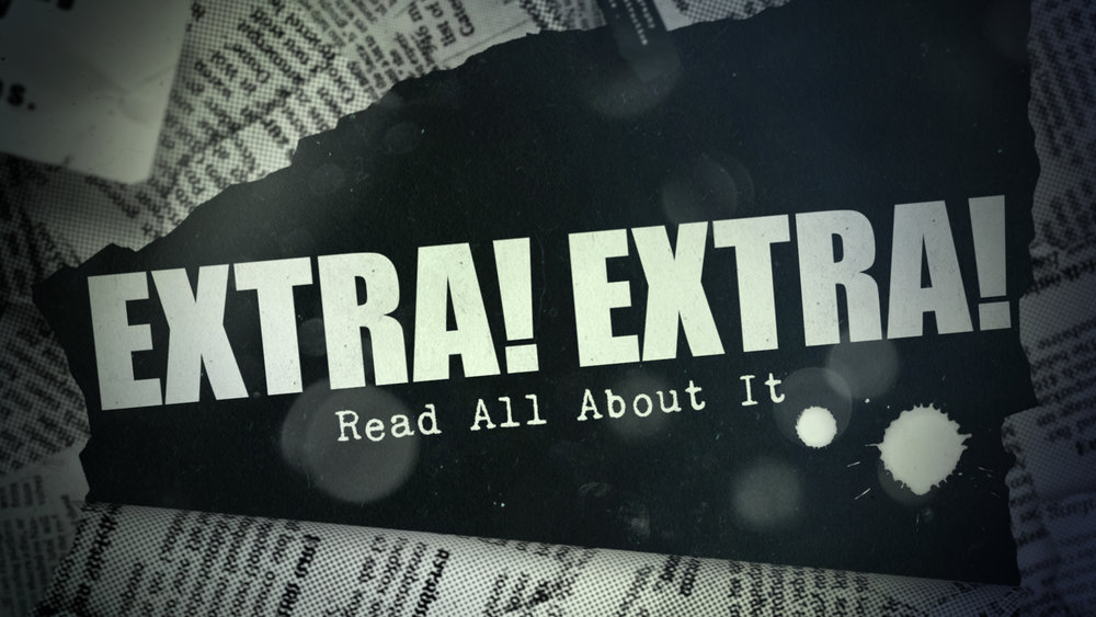 Extra! Extra!: Read All About It!