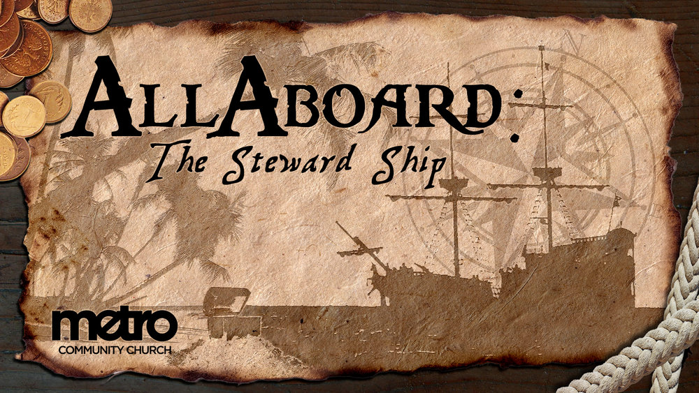 All Aboard: The Steward Ship