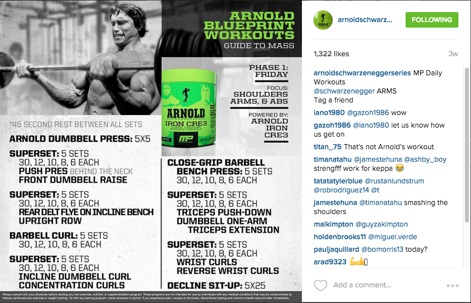 Ui ux social media buddy bravo arnold schwarzenegger series screen shot 2015 11 04 at 15945 amg malvernweather Image collections