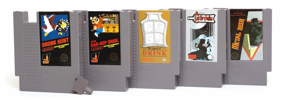 Collector's Pack: Drunk Hunt, Bar-Hop Bros., The Legend of Drink, CastleVodka, Metal Beer