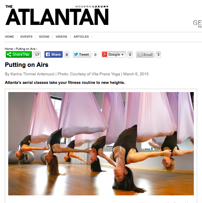 The Atlantan Magazine -