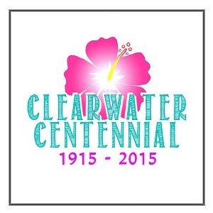 Clearwater, FL Centennial Logo Design