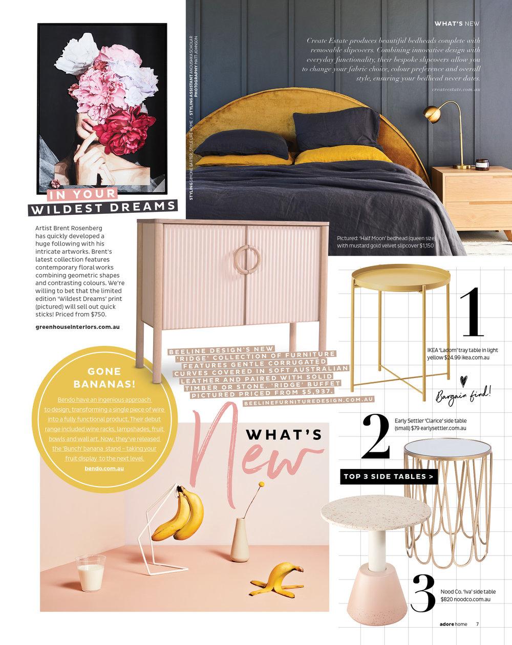 Adore Home - Adore Home Magazine Spring 2018
