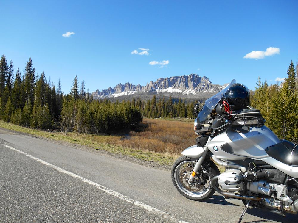 Bridger Teton National Park