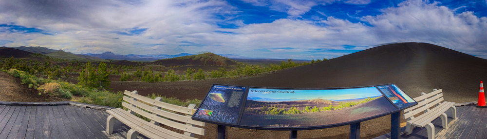 Craters Of The Moon National Park Idaho