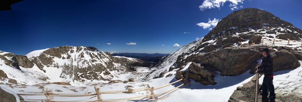 Summit Lake Park, Mount Evans CO