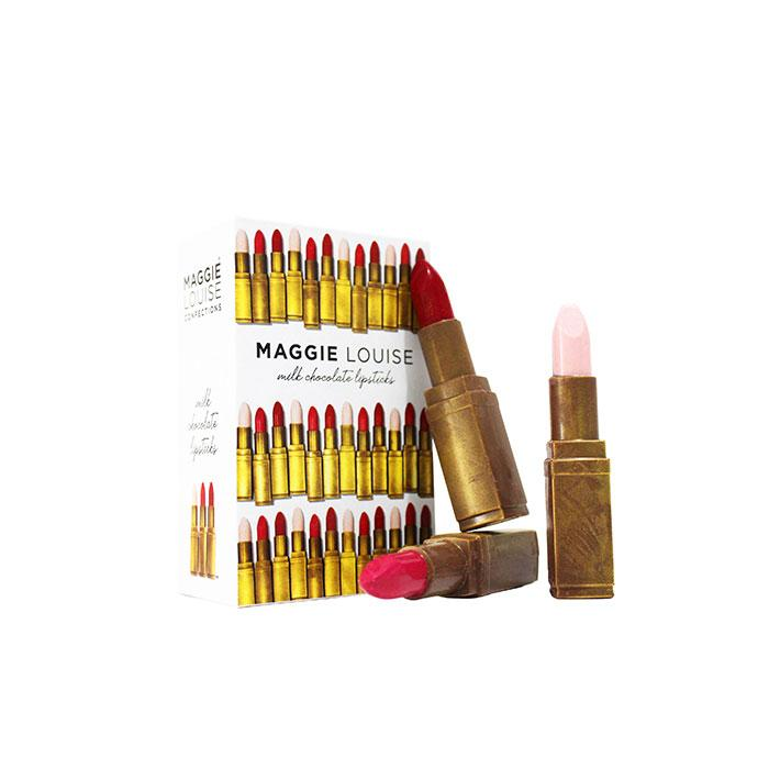 Chocolate Lipsticks - Max Factor would be jealous.