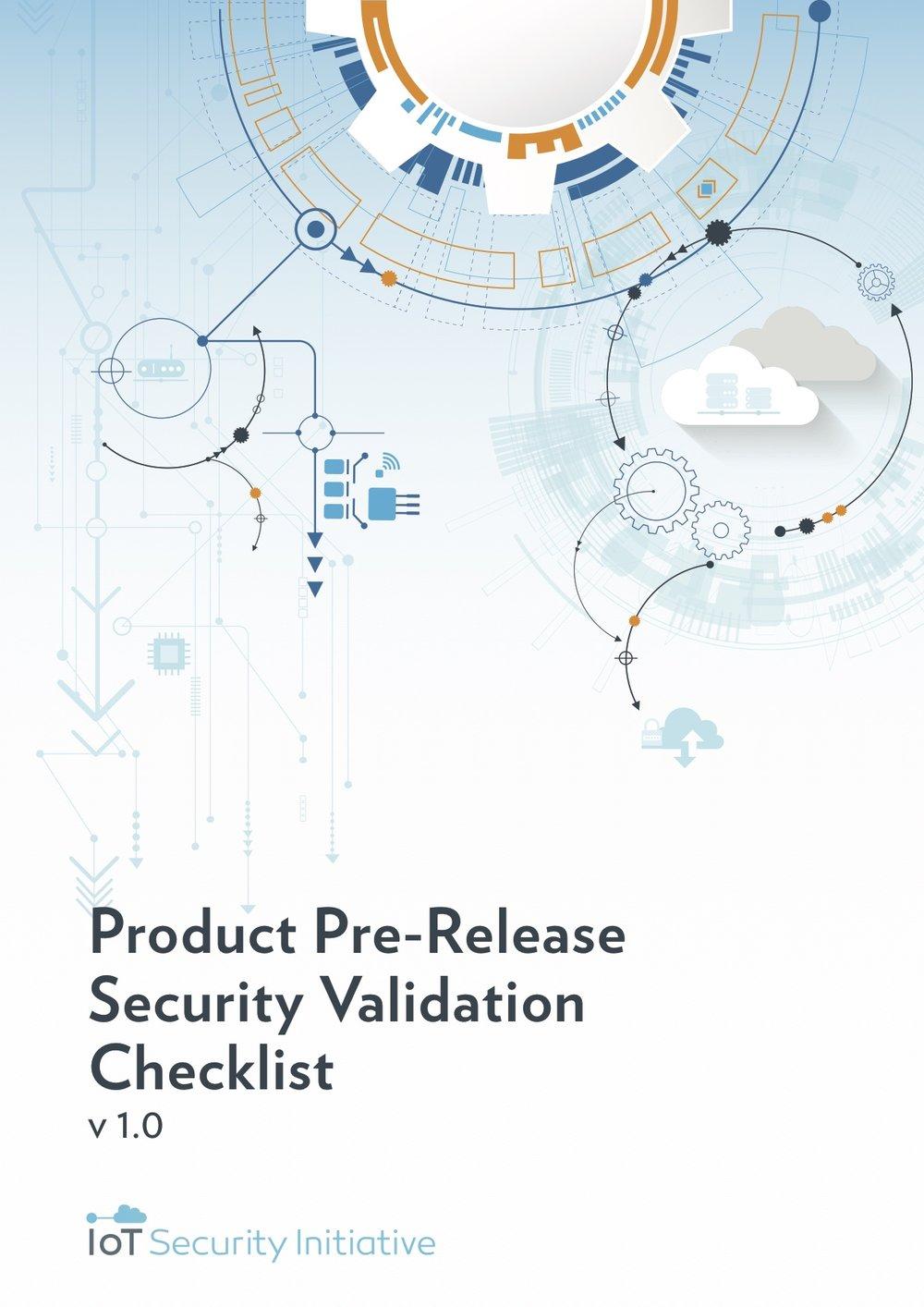 Launch Checklist PDF
