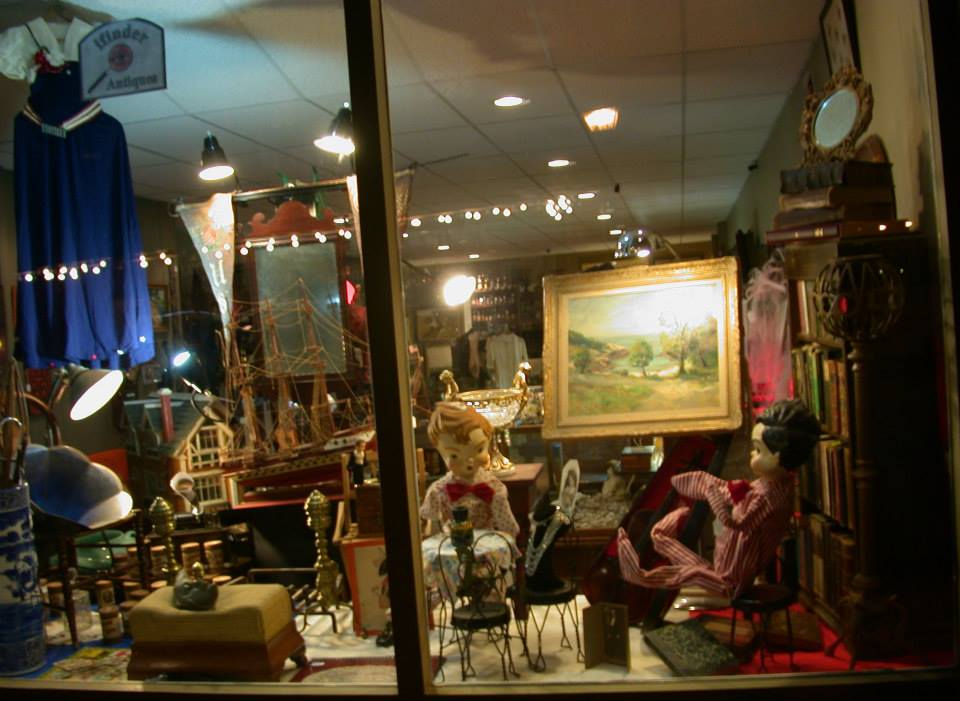IFinder Antiques - 138 High Street(608) 553-1936Facebook