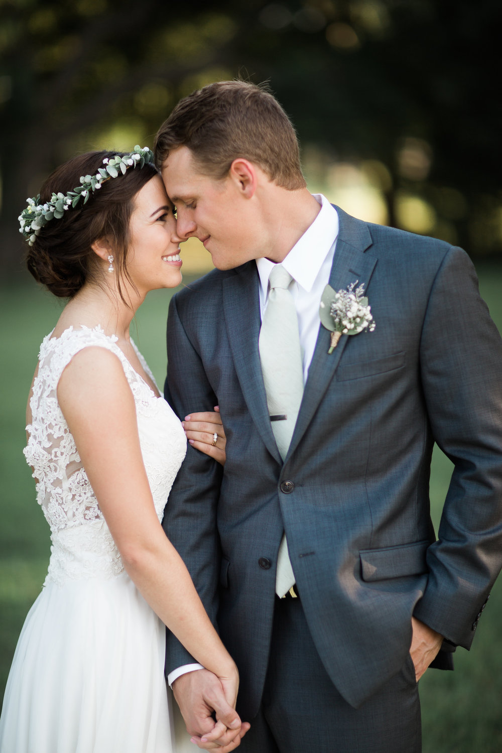 Caitlin + Jeremy - The Brooks at Weatherford