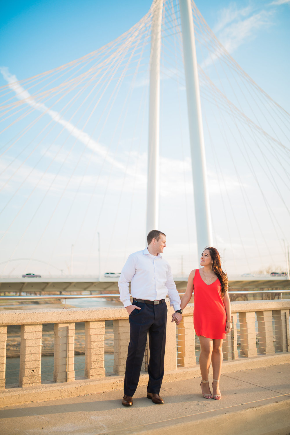 Vivian + Rusty - Downtown Dallas