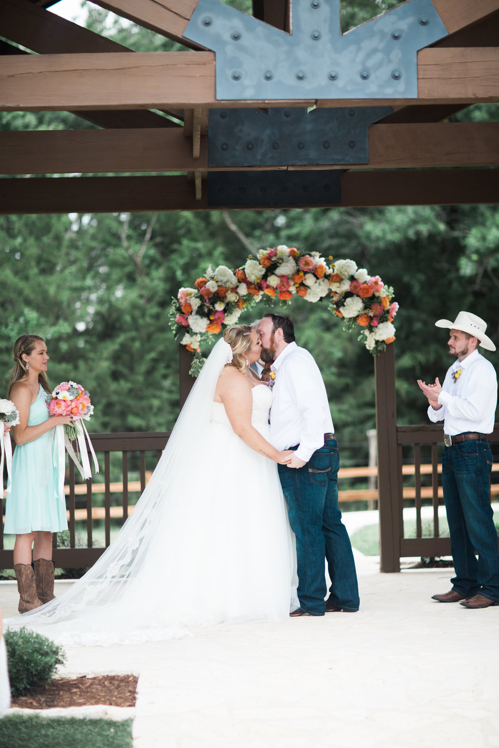 Jaye + Jason - The Springs in Mckinney