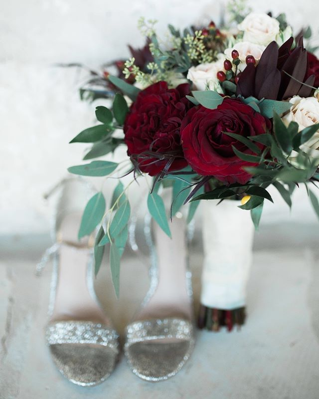 Do I need to have a wedding for an excuse to buy a bouquet and sparkly heels? 🤷🏼‍♀️