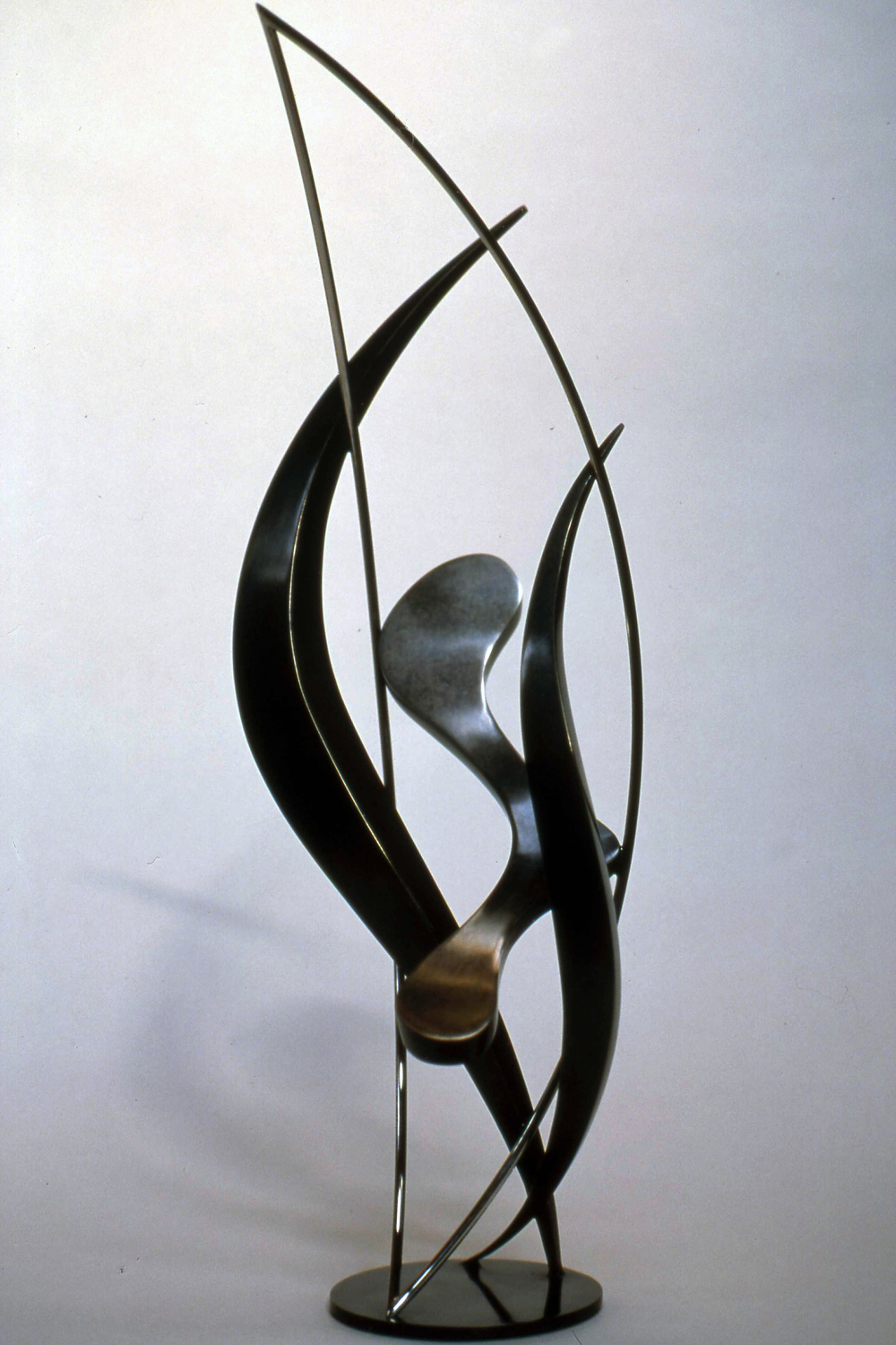 Synergetic #2, bronze