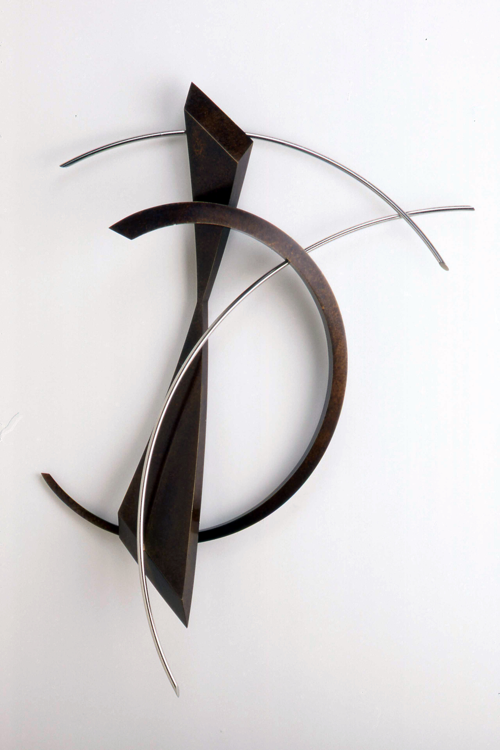 Entropy Series #37, bronze