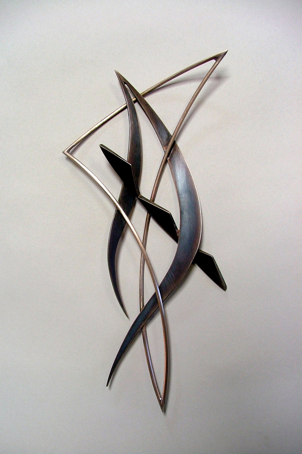 Entropy Series #42, bronze