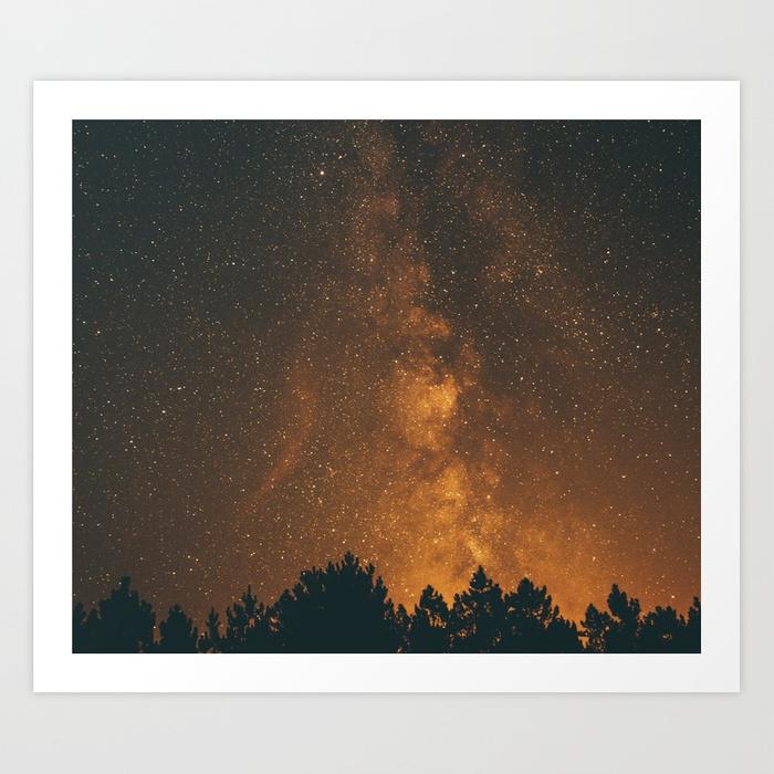 The Milky Way  by  cadinera