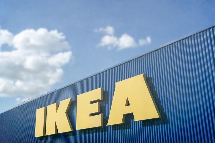 IKEA, heaven on earth. Photo:  Pinterest