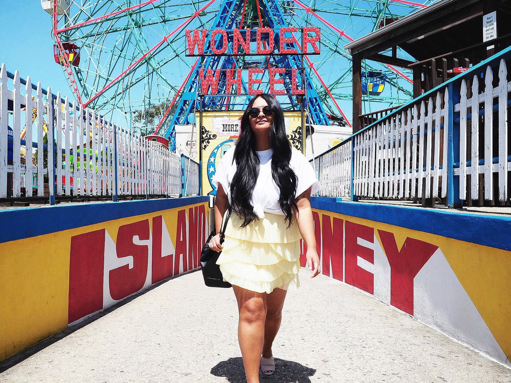 A DAY TRIP TO Coney Island -