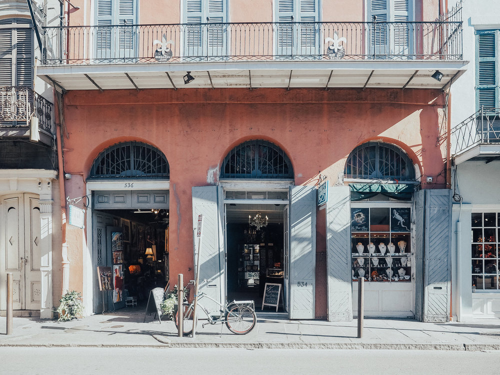 UNDER THE ENCHANTING SPELL OF NEW ORLEANS -