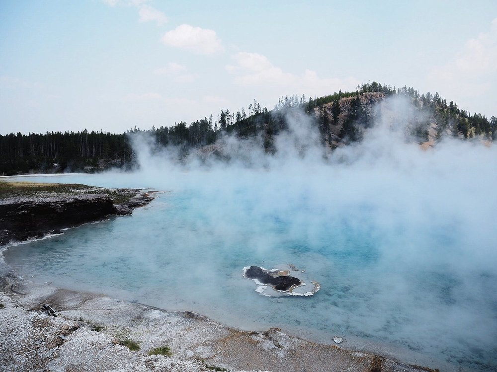 PHOTO DIARY: YELLOWSTONE NATIONAL PARK -