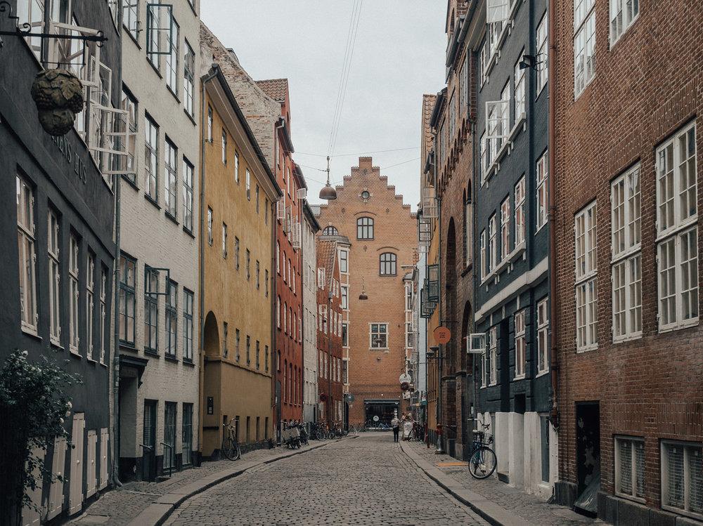 A week-long summer fling with Copenhagen - Part 1 -