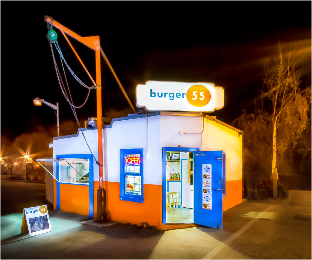 """""""Burger 55"""""""