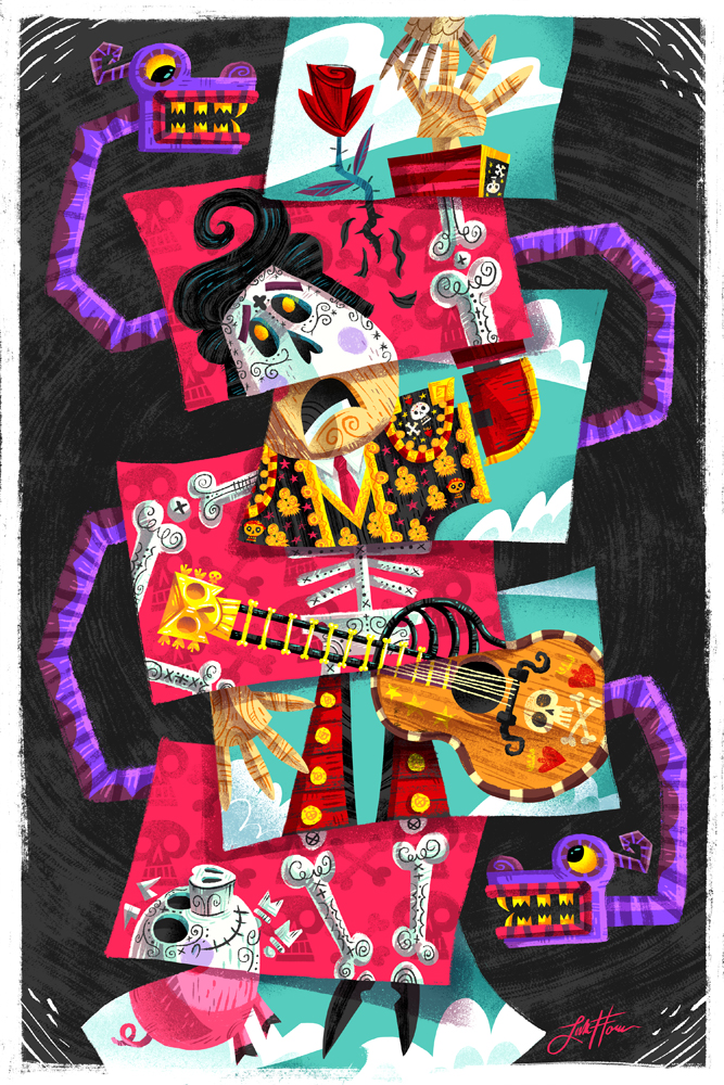 """Turning the Page"" The Book of Life film tribute show (Gallery 1988)"