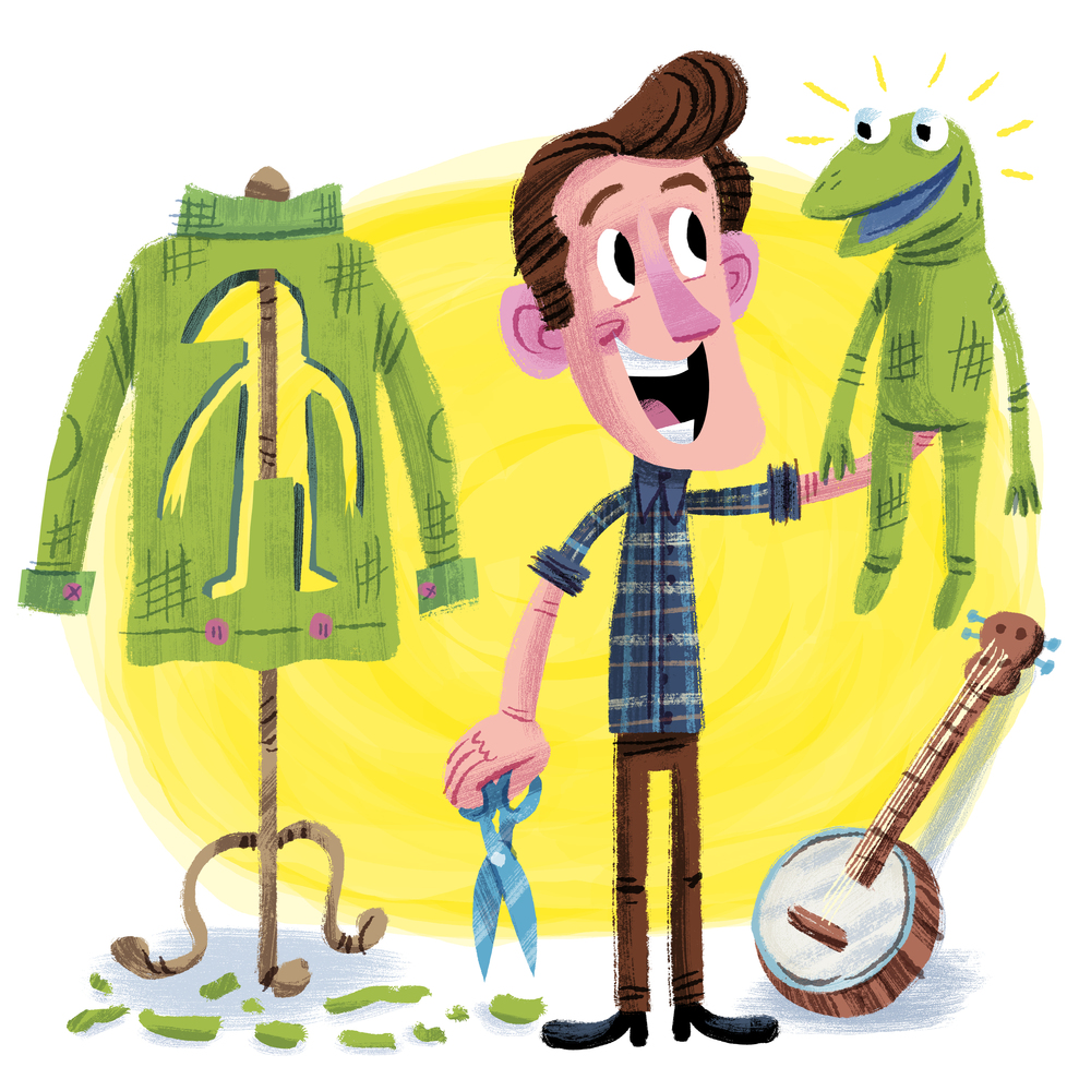"""Birth of a Dream"" Happy Birthday tribute to Jim Henson"