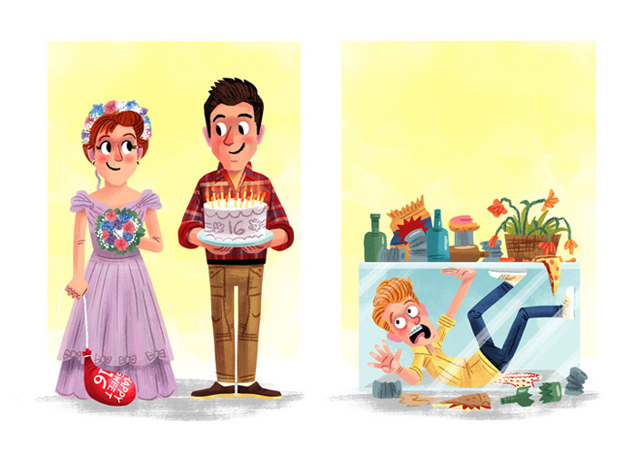 """Love for the 3rd Wheel"" / 16 Candles  Save Ferris - John Hughes tribute show (Popzilla Gallery)"
