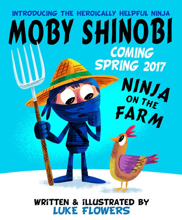 Moby Shinobi Luke Flowers Creative