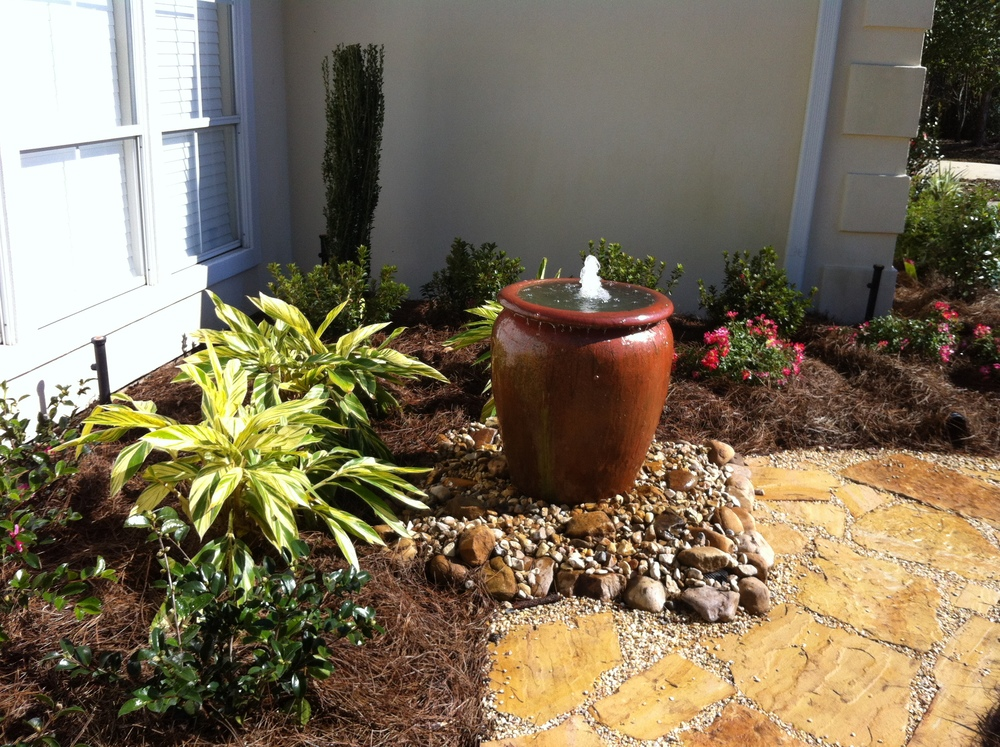 Water Fountain, Baton Rouge, LA