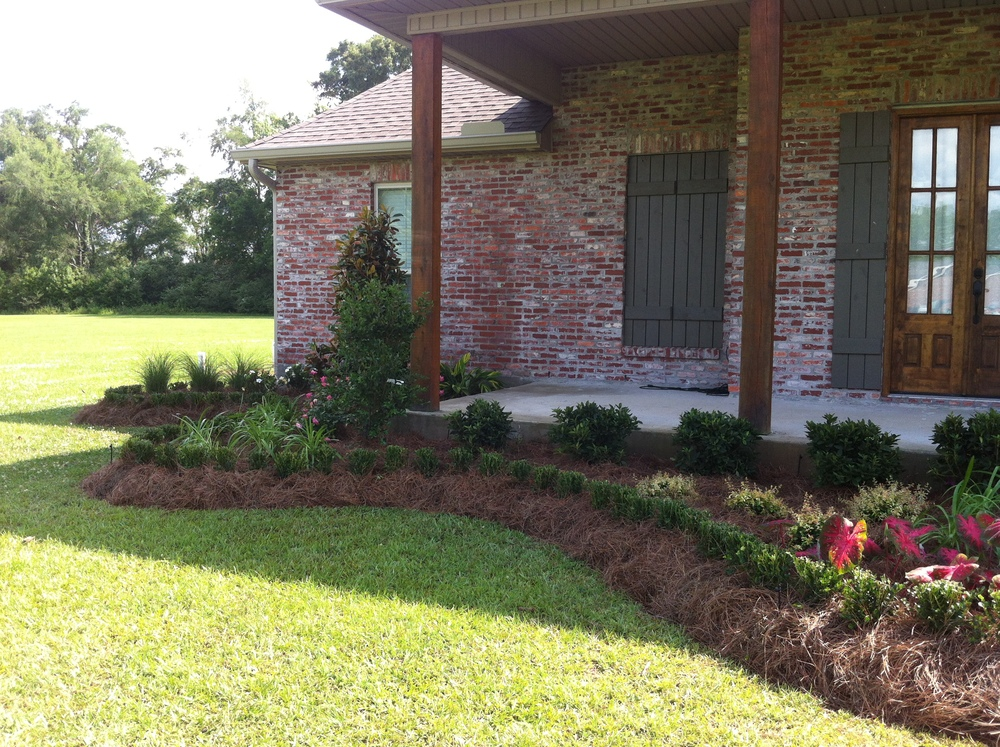 Residential Landscaping, Greenscape Design - Baton Rouge, LA